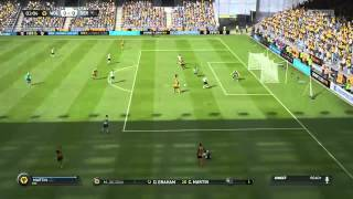 FIFA 15: Sweaty Goals!