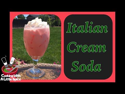 Italian Cream Soda - Starbucks Copycat Recipe