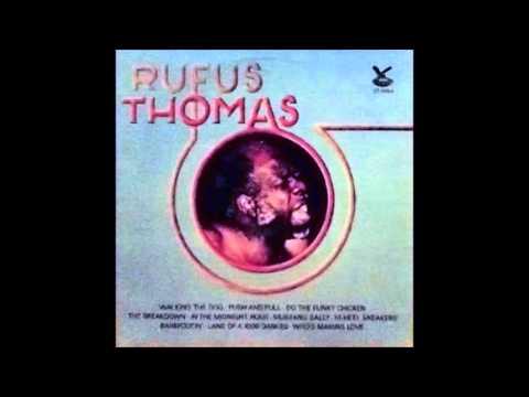 RUFUS THOMAS (Cayce , Mississippi , U.S.A) - Hi - Heel Sneakers