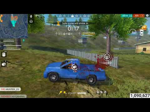 Biggest Hack Free Fire In Cars Check It Garenafreefire Youtube