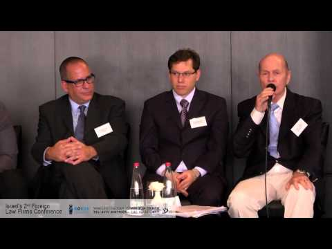China Panel– the Dragon is Awake  Israel's 2nd foreign law firms conference