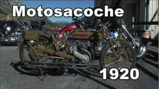 "Motosacoche 1920 - ""Klause-Ranch"" Urnerboden (mit Sound)"