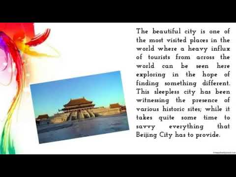 Plan Beijing City Tour to Explore Historical Sites In a City That Never Sleeps