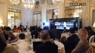 Le sommet international de Club e-Luxe proposé par Luxe Corp (Luxe.TV version française)