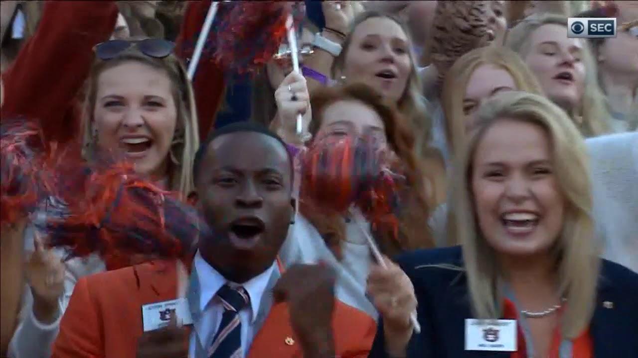 NCAAF 2019 Week 14 #5 Alabama At #15 Auburn Full Game
