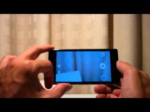 Sony Xperia Z1: Primeras impresiones