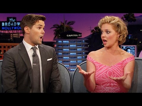 Andrew Rannells Explains Going 'Full Porky Pig'
