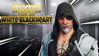 Unlocking White Blackheart! | Fortnite Battle Royale S8