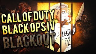 Call Of Duty: Black Ops 4 || BLACK OUT - Battle Royale || PS4 and PC Gameplay