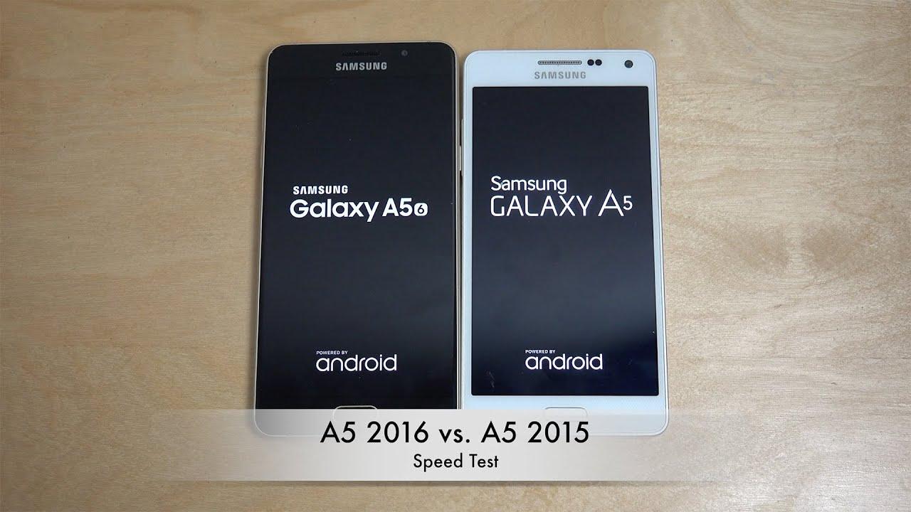 Samsung Galaxy A  Vs Samsung Galaxy A  Which Is Faster Youtube