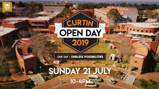 Curtin Open Day | 21 July 2019