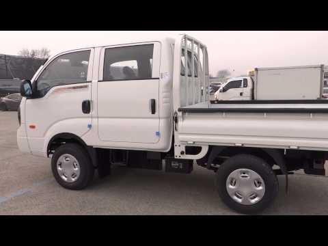 Korean used Car – 2013 Kia Bongo III Truck DOUBLE CAB 4WD (UNIONGLOBAL-005) [Autowini.com]