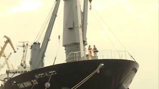Chiều trên bến cảng - Phan Tuân