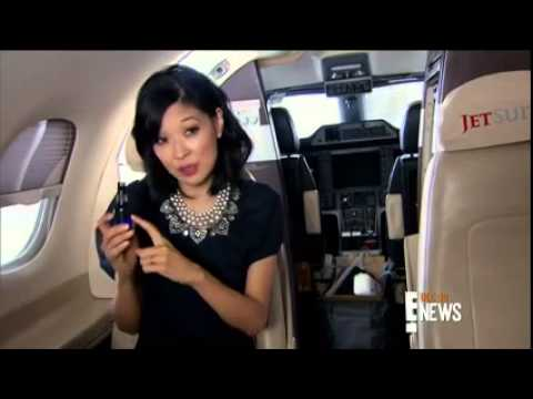 Turn Your Flight into a Spa  Beauty Travel Tips from SuChin Pak