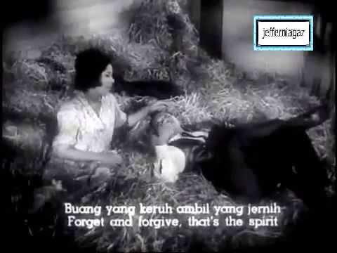 OST 3 Abdul 1964 - Sedangkan Lidah Lagi Tergigit - P Ramlee, Saloma