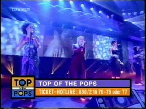 Spice Girls Goodbye @ TOTP 2nd performance