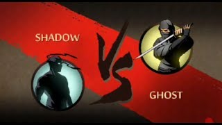 Shadow Fight 2   Beating GHOST