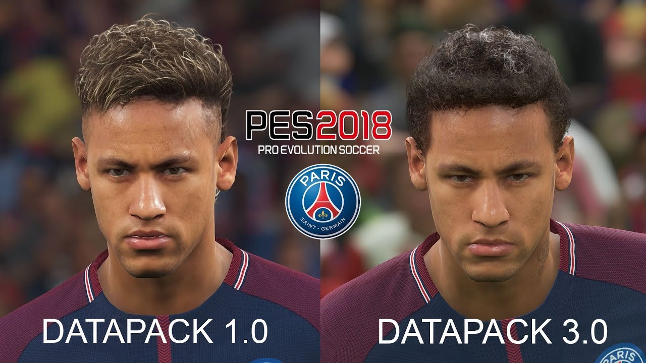 Pes 2018 cpy data pack | PES 2018 Data Pack 4 [ DLC 4 0