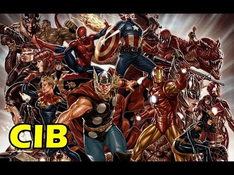 CIB - Marvel Legado