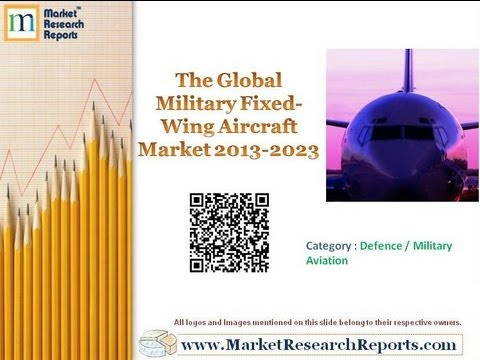 Global Military Fixed Wing Aircraft Market 2013-2023