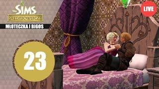 """Live: The Sims Średniowiecze z N1ghtwishem #23 (2/3) """"Bigosowa wybranka serca"""""""
