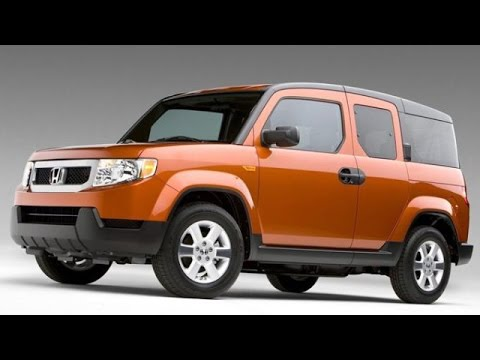 honda element review rendered price specs release date youtube