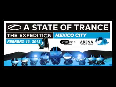 Max Graham vs. Protoculture Live @ A State of Trance 600 Mexico
