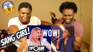 Majeste Pearson: Daughter Of Famous Pastor TAKES US TO CHURCH! | S2E1 | The Four (REACTION)