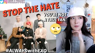 LEAVE CHEN ALONE!!! EXO iHeartRadio Interview: EXO Talks About The Importance Of Their Fans REACTION