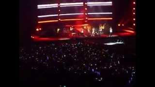 One Direction - C'mon C'mon - Lima, Perú 27/04/14