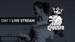 Semifinals: Mid-Atlantic CrossFit Challenge Day 1