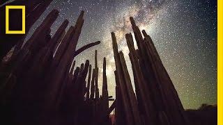 Spellbinding Time-Lapses of an African Desert | Short Film Showcase