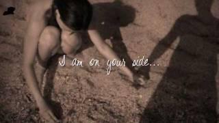 I am on Your Side [Lyrics Video] -- Maria Mena
