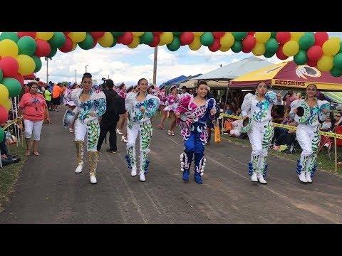 Ruphay presente Festival Boliviano en Virginia 2017