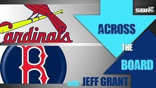 MLB picks: St. Louis Cardinals vs. Boston Red Sox Game 1