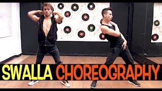 SWALLA - Dance Cover | Nicolás Vélez ft. Hugo Sannins | @besperon Choreography