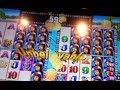 Tiki Sun | Aristocrat - Big Win! Slot Machine Bonus