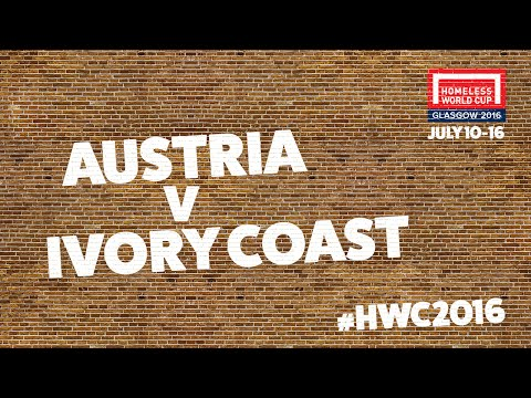 Austria v Ivory Coast | Men's Globe Quarter Finals #HWC2016