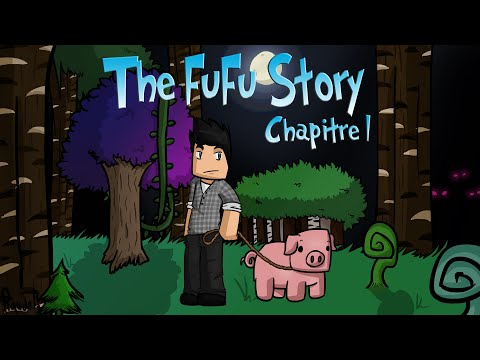 Minecraft - The FuFu Story Chapitre 1 #Ep5 Ma belle maison !