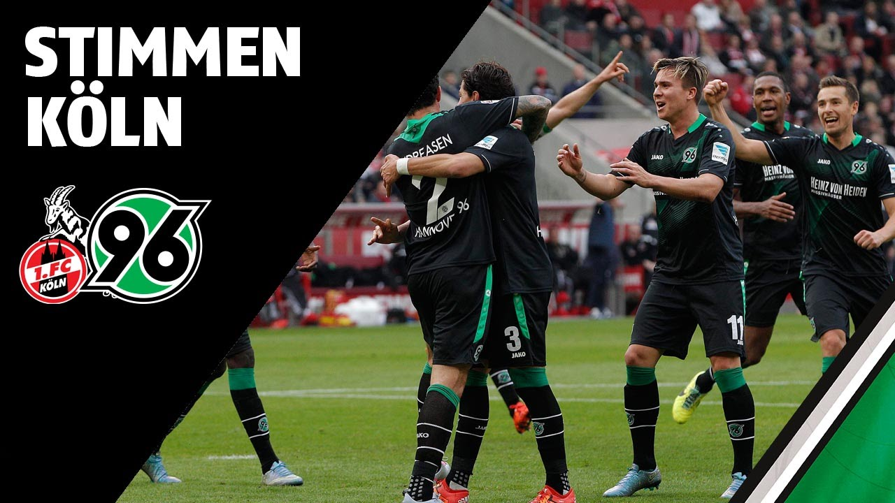 Köln Hannover 96