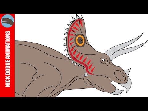 Prehistoric World - Triceratops