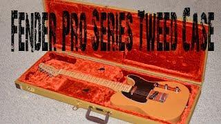 Fender Pro Series Tweed Case