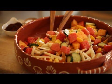 Watermelon Cucumber Salad Recipe | Kin Community