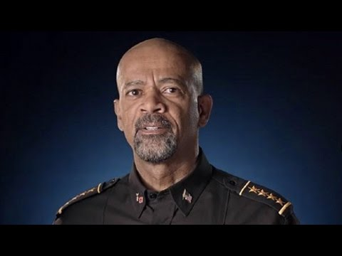 Baltimore Cops React to RNC Sheriff David Clarke and Obama's Call for 'Goodwill and Open Hearts'