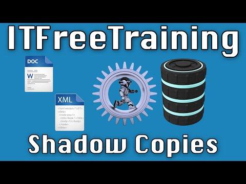 Shadow Copies