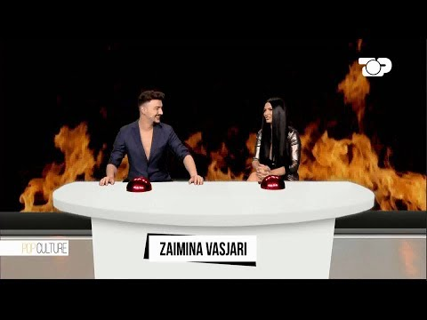 Zaimina Vasjari | FlakëFare | Pop Culture