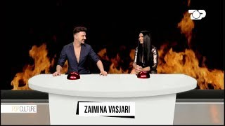 Zaimina Vasjari | FlakëFare | Pop Culture