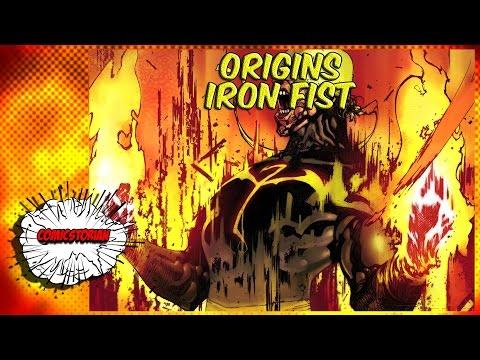 Iron Fist Origins