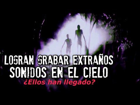 Logran grabar EXTRAÑOS SONIDOS EN EL CIELO nuevamente