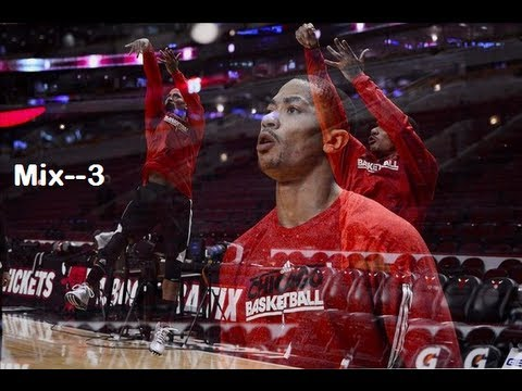 Derrick Rose Mix - Strange Clouds 2011/2012 Season